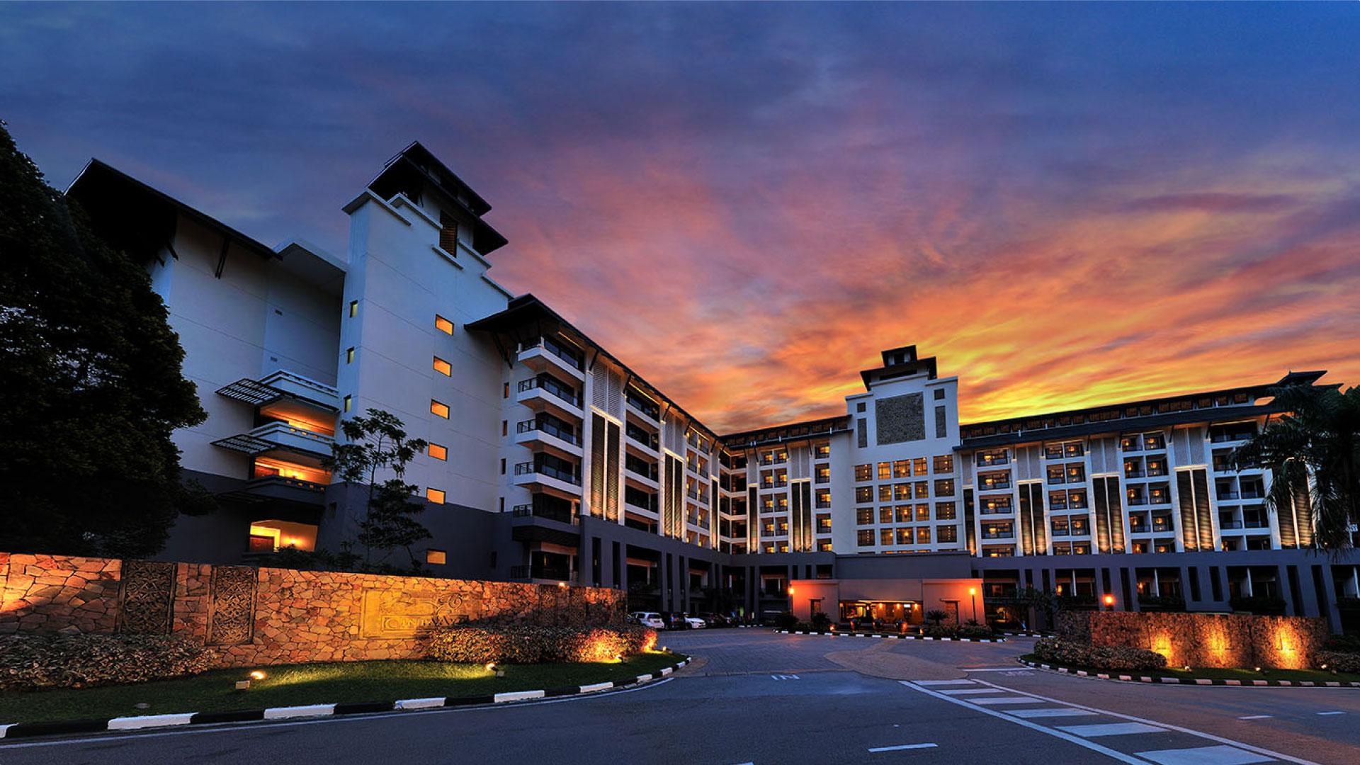 Cinta Ayu All Suites — Johor Bahru
