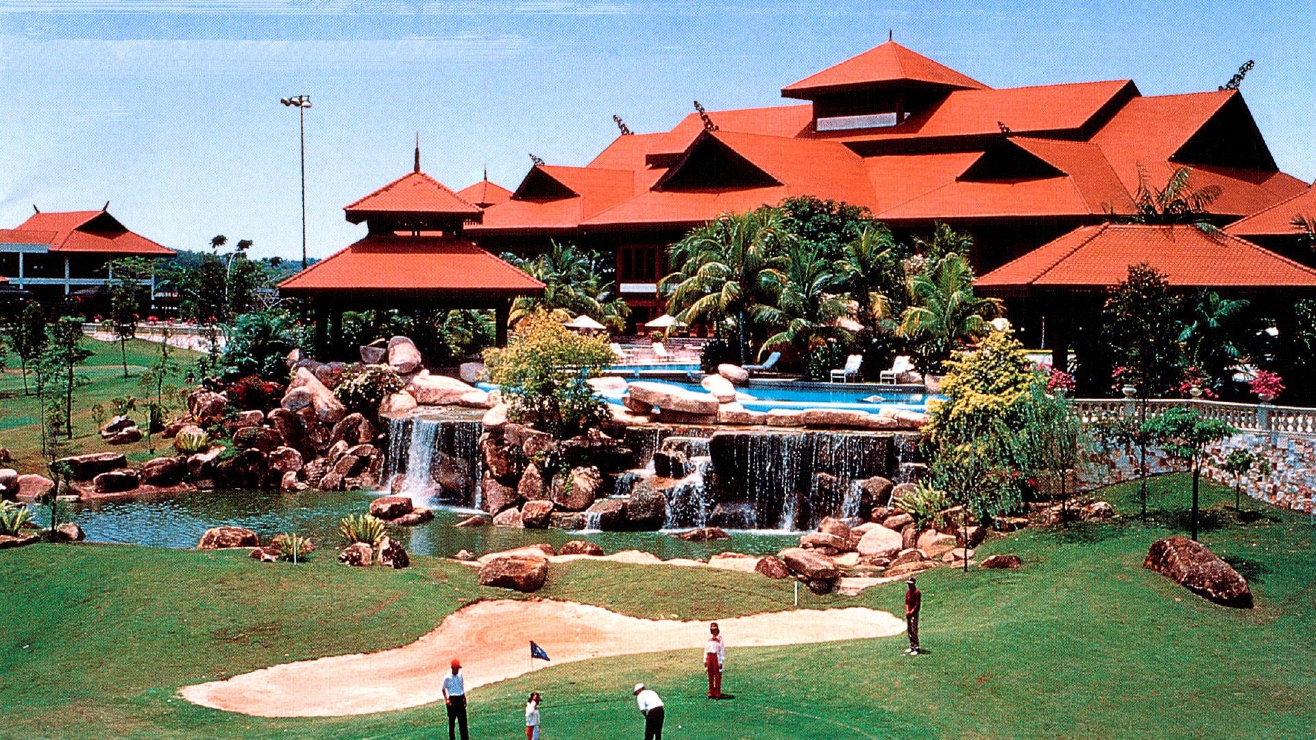 Pulai Springs Resort – Johor Bahru